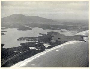 Aerial Fairhaven Wallaga Montreal Gulaga