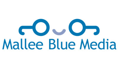 Mallee Blue Media Website Design